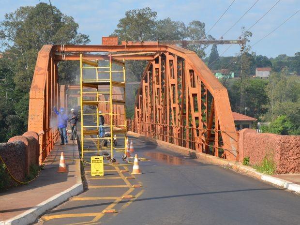 Trânsito para pedestre continua liberado (Foto: Divulgação)