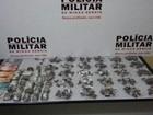 PM apreende dois jovens por tráfico de drogas em Governador Valadares