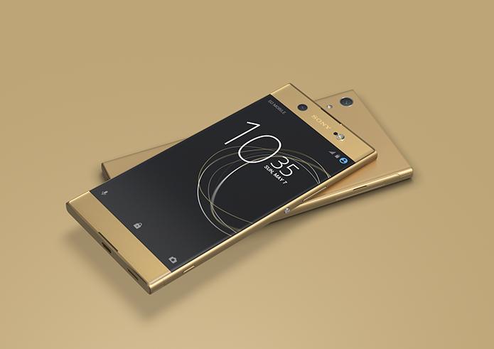 Xperia XA1 e XA1 Ultra são as novas apostas da Sony entre os smartphones intermediários (Foto: Divulgação/Sony)