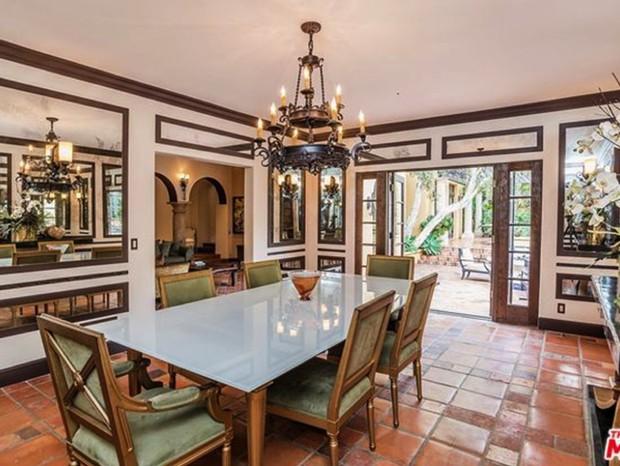 Sala de jantar (Foto: Reprodução/trulia.com)