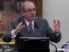 Eduardo Cunha é julgado no STF pela acusação de recebimento de propina