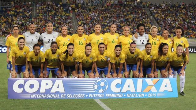 c06ce06d4c Brasil x Canadá - Torneio Internacional Feminino 2015 - globoesporte.com