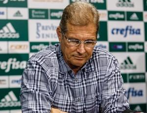 Oswaldo de Oliveira Palmeiras (Foto: Ale Vianna/Eleven/Estadão Conteúdo)