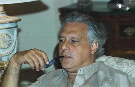 'Por amor': Fagundes teve o papel do arquiteto Atílio Arley Alves/ TV Globo