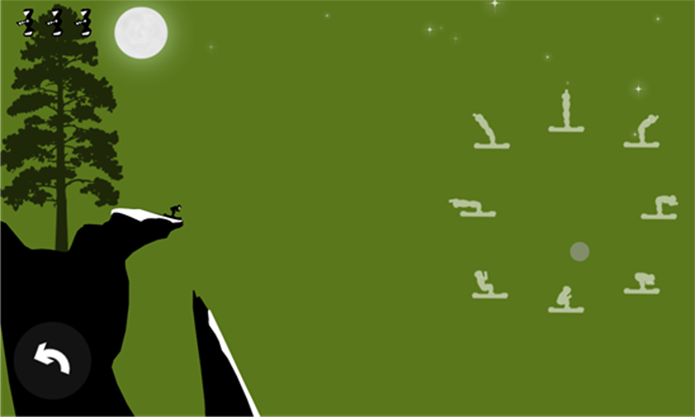 Krashlander é um emocionante game com manobras radicais e desafios a alienígenas (Foto: Divulgação/Windows Phone Store)