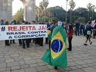 Mais de 16 mil vão às ruas em atos pacíficos no RS neste domingo