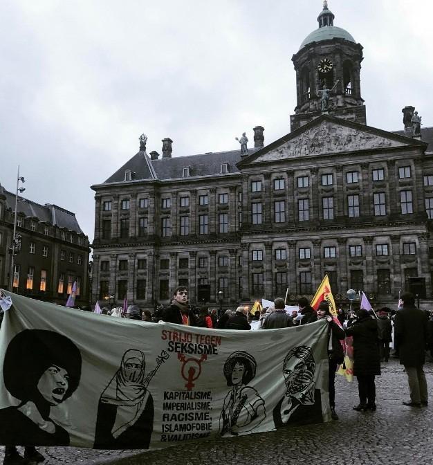 Em Amsterdã, Holanda  (Foto: reprodução/Instagram)