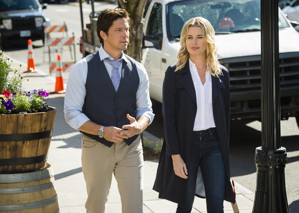 """""""O Contrato Infernal"""" (6Ep2T) (Foto: The Librarians - Universal Channel)"""