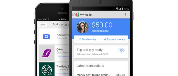 Google Wallet, app para Android e iOS que permite pagamentos online (Foto/Divulgação) (Foto: Google Wallet, app para Android e iOS que permite pagamentos online (Foto/Divulgação))