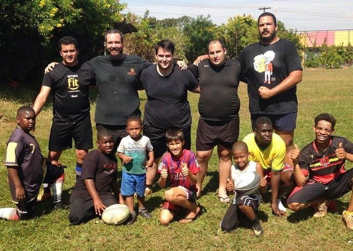 rugby ribeirão preto (Foto: Divulgação)