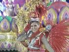 Tânia Oliveira comemora 16 anos de carnaval: 'Ainda dá nervoso'