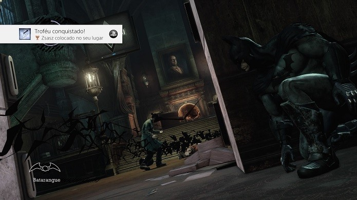 Batman: Return to Arkham traz todos os DLCs (Foto: Reprodução/Victor Teixeira)