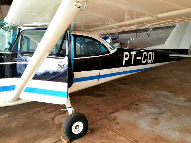 Pescado era transportado em aeronave (Foto: Assessoria/ PJC-MT)