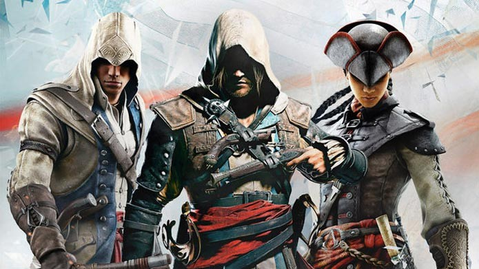 Assassins Creed: The Americas Collection (Foto: Divulgação)