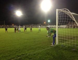 Pimentense e Ariquemes empatam no Luiz Alves Athaídes (Foto: Paula Casagrande)
