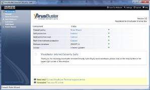 VirusBuster Spam Database Updates