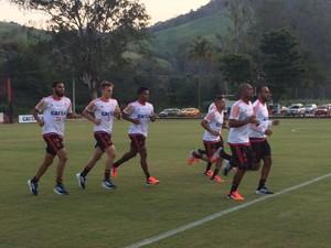 Almir, Flamengo (Foto: Ivan Raupp)