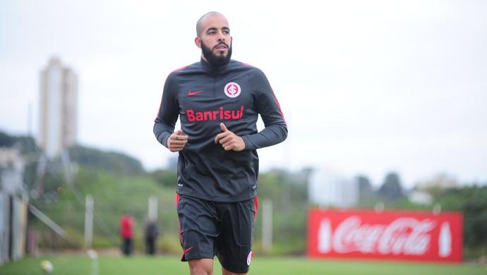 Danilo Fernandes, goleiro, Inter (Foto: Ricardo Duarte / Internacional / Divulgação)