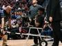 Butler sofre torção no joelho em derrota dos Bulls para os Nuggets