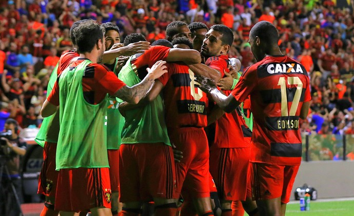 Gol Sport Grêmio (Foto: CARLOS EZEQUIEL VANNONI / Agência Estado)