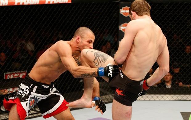 Jordan Mein x Hernani Perpetuo UFC MMA (Foto: Getty Images)