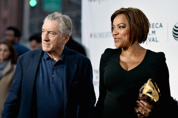 Robert De Niro e sua esposa, Grace Hightower (Foto: Getty Images)