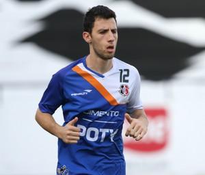 Moisés Santa Cruz (Foto: Aldo Carneiro / Pernambuco Press)