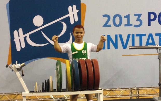 Lucas Tavares, para-atleta de halterofilismo de Uberlândia (Foto: Divulgação/CPB)