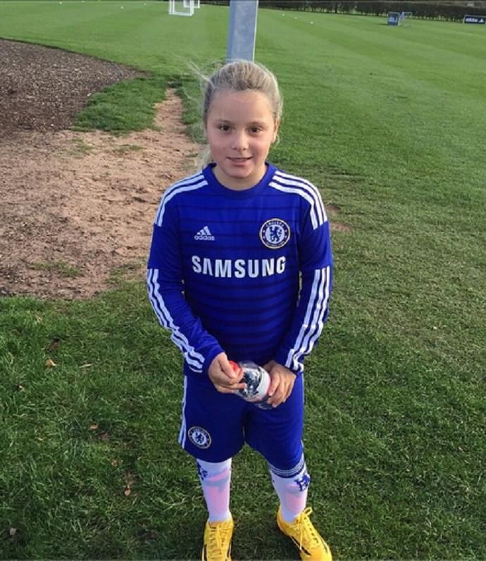 Summer filha John Terry (Foto: Reprodução / Instagram)