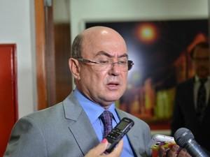 O deputado estadual José Riva, do PSD de Mato Grosso, candidato ao governo do estado. (Foto: Maurício Barbant / ALMT)