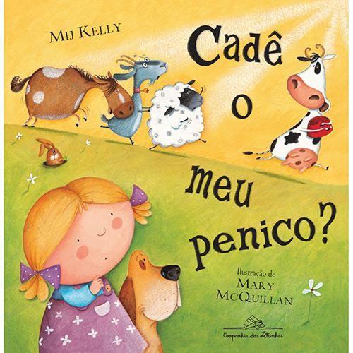 Cadê meu penico?, da Cia. das Letrinhas (Foto: Divulgação)