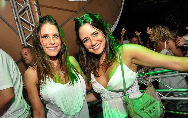 Ana Luíza Castro e Fernanda Vasconcelos (Foto: Paloma Amorim'/Divulgação)