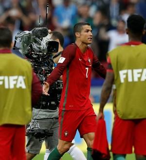Cristiano Ronaldo, Portugal x México (Foto: REUTERS/Darren Staples)