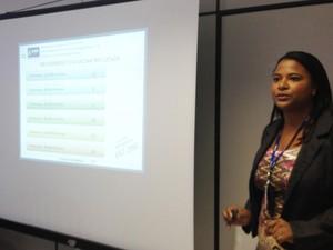 Secretaria apresentou dados nesta quarta-feira (Foto: Juliana Almirante/ G1 Bahia)