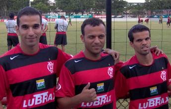 Ex-Fla, Diego Silva rescinde contrato e não é mais jogador do Barra Mansa