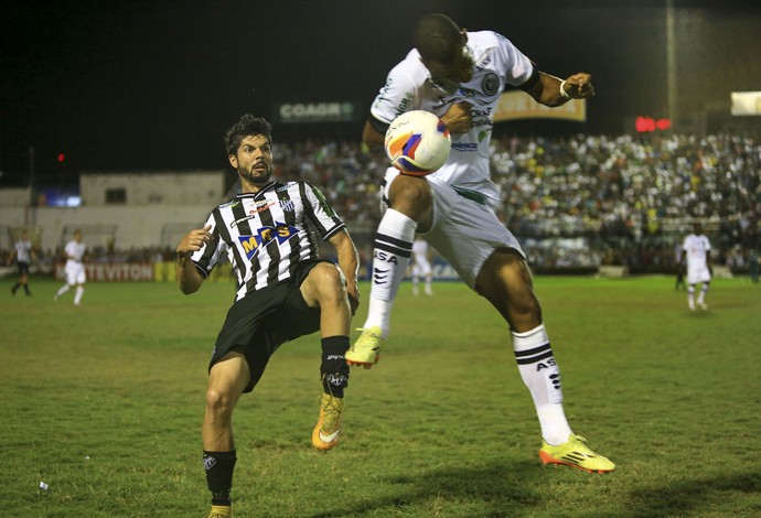 ASA x Tupi, em Arapiraca (Foto: Ailton Cruz / Gazeta de Alagoas)
