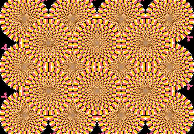 10 ilusões de ótica para perturbar seu cérebro