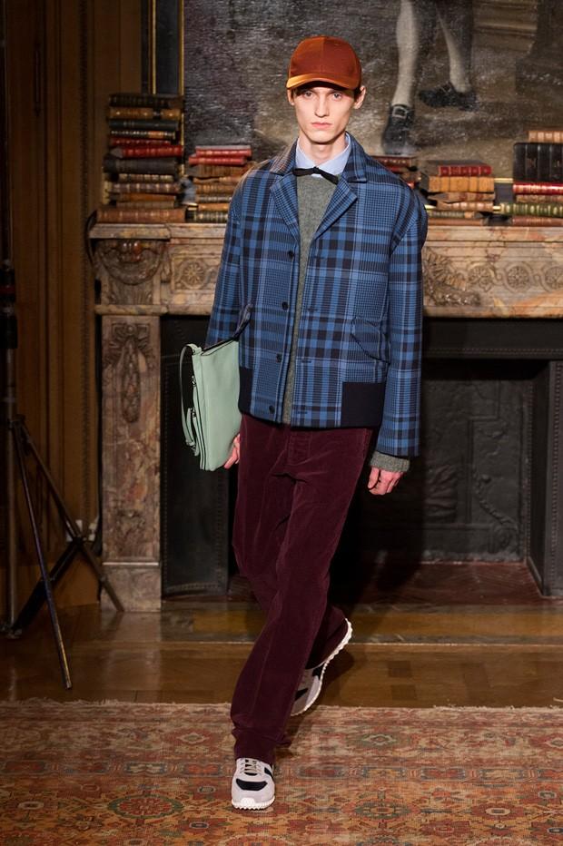 Valentino - Semana de Moda de Paris inverno 2017 (Foto: Imaxtree)