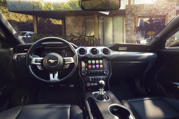 Ford Mustang GT V8 (Foto: Divulgação)
