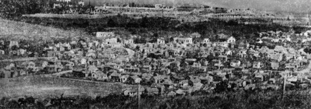 vila caiu do céu olímpico grêmio (Foto: Arquivo do Memorial Hermínio Bittencourt)