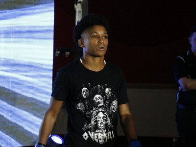 Angela Hill, Invicta FC 16 (Foto: Evelyn Rodrigues)