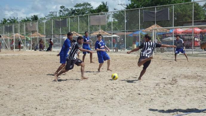 Federação de Beach Soccer promove curso para novos treinadores no AP (Foto: Divulgação/FABs)