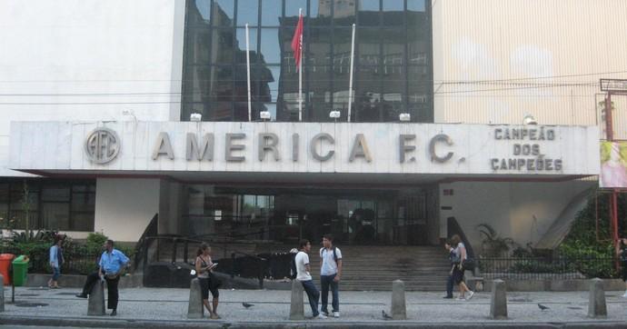 Sede do America em Campos Sales, Tijuca, Rio de Janeiro (Foto: Reprodução/Wikipédia)