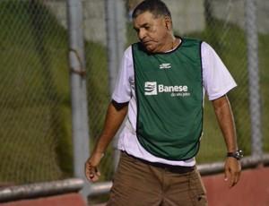 Edmilson Santos (Foto: Felipe Martins/GLOBOESPORTE.COM)