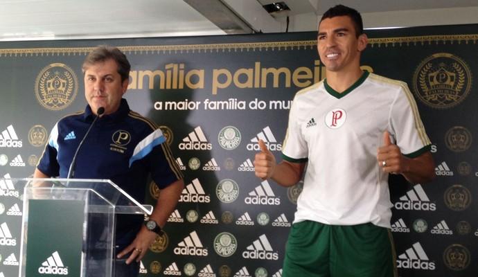 ab11fe22d5f67 Palmeiras Camisa nova (Foto  Felipe Zito)