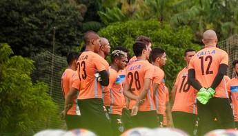 Marcelo Chamusca não deverá fazer mistérios na equipe titular em clássico (Foto: Fernando Torres / Ascom Paysandu)