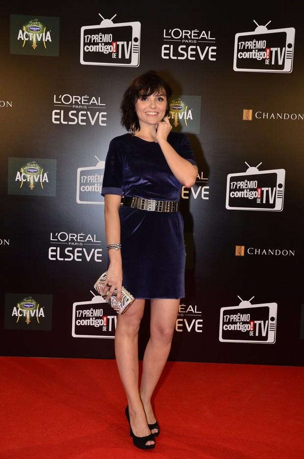 Monica Iozzi (Foto: Roberto Teixeira / EGO)
