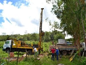 Formiga terá mais poços artesianos para abastecimento (Foto: Assessoria/Divulgação)