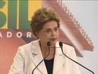 Cerimônia no Planalto para lançar Minha Casa vira ato de apoio a Dilma