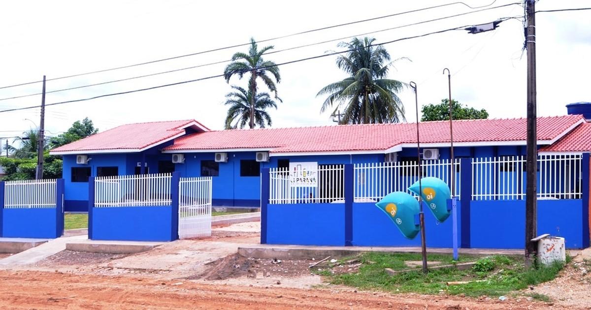 Posto de Saúde Dois de Abril é reinaugurado em Ji-Paraná, RO - Globo.com